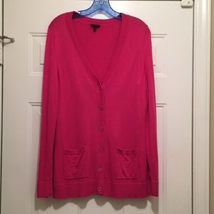 Talbots Long Cardigan